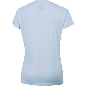 Columbia Zero Rules T-shirt à manches courtes Femme, pale blue heath